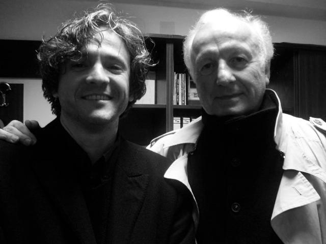 Konzertreise mit Gerd Albrecht (✝)