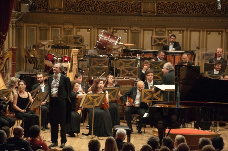 "Philharmonie Bukarest mit dem ""G. Enescu"" Philharmonischen Orchester Bukarest"