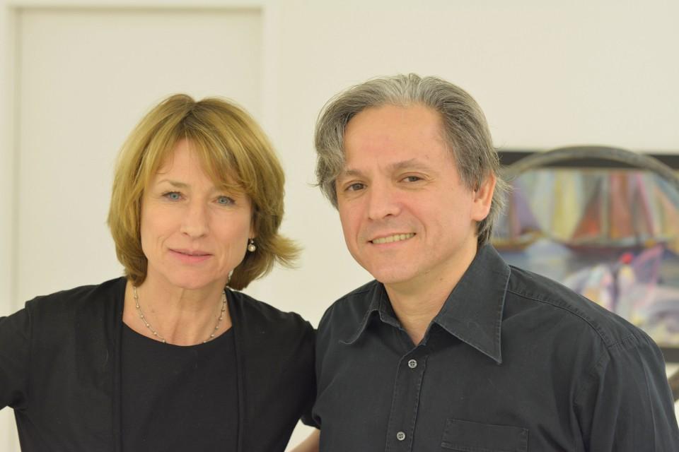 mit Corinna Harfouch